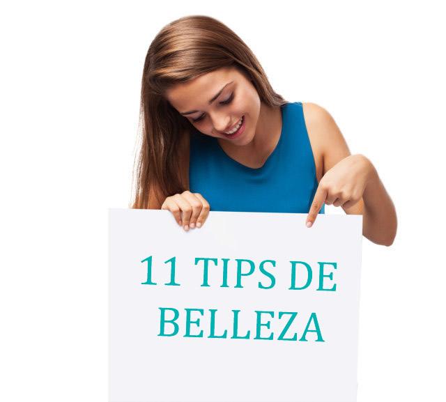 11 tips de mujer
