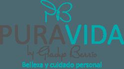 Logo Web Pura vida Gladys Berrio Valencia