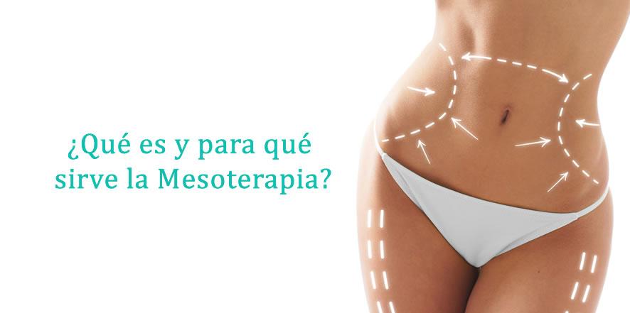 Que es y para que sirve la mesoterapia